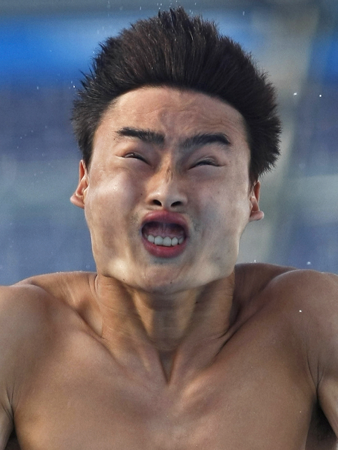 sportfreak fan-tastic top 5 high dive faces  1